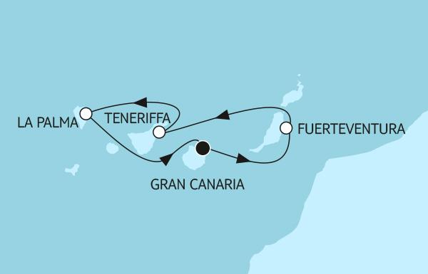 Blaue Reise – Kanarische Inseln 2